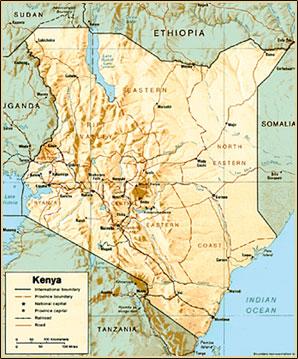 People Reaching People in Kenya