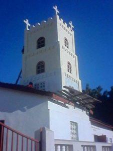 Santa Lioka, Ankilifaly has a tower 07 02 2016