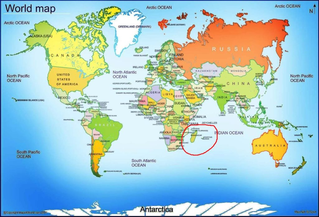 Madagascar on world map timekeeperwatches updated gumiabroncs Image collections